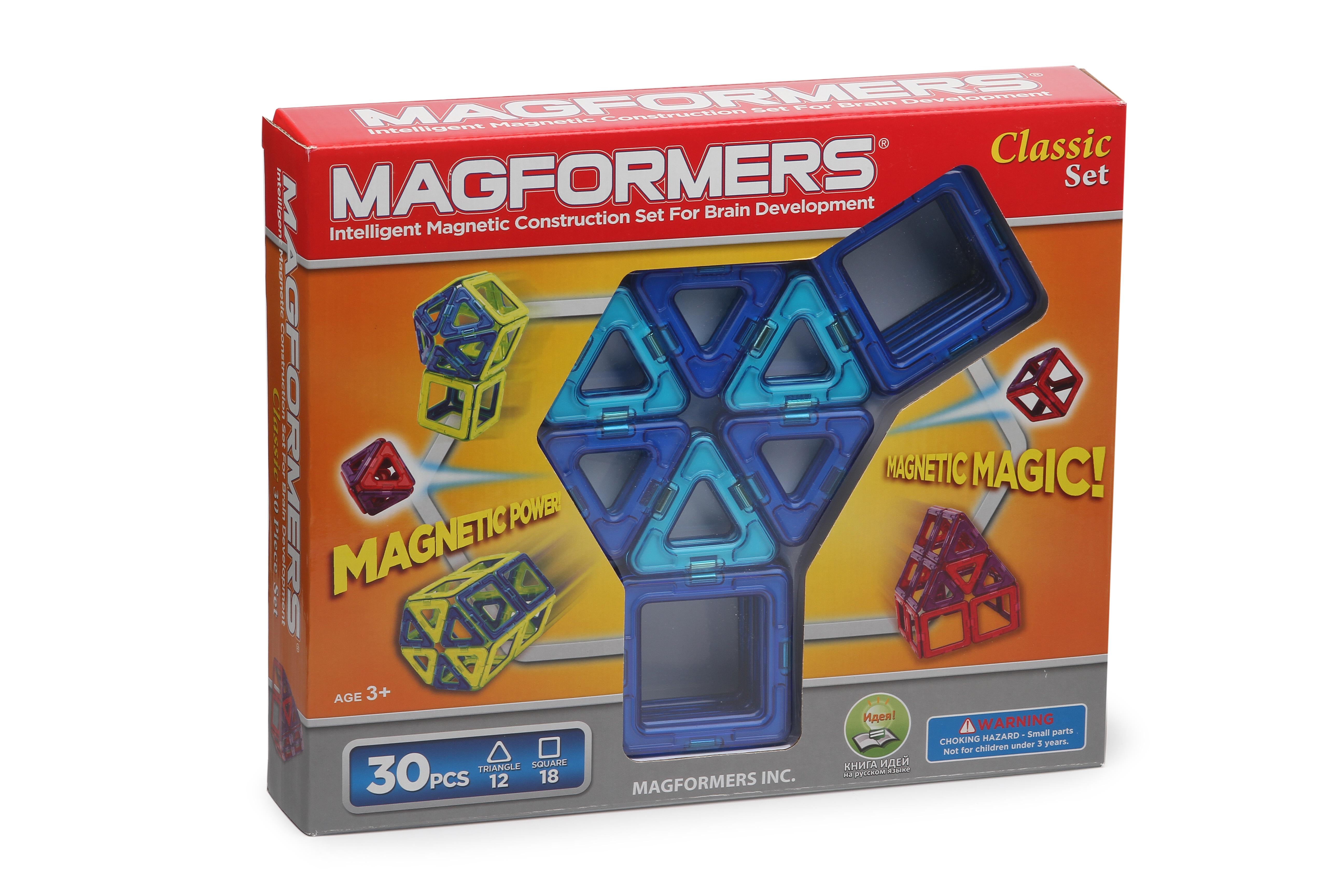 ����������� Magformers Classic set 30 ���������