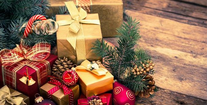 Кому еще новогодних подарков не купили?