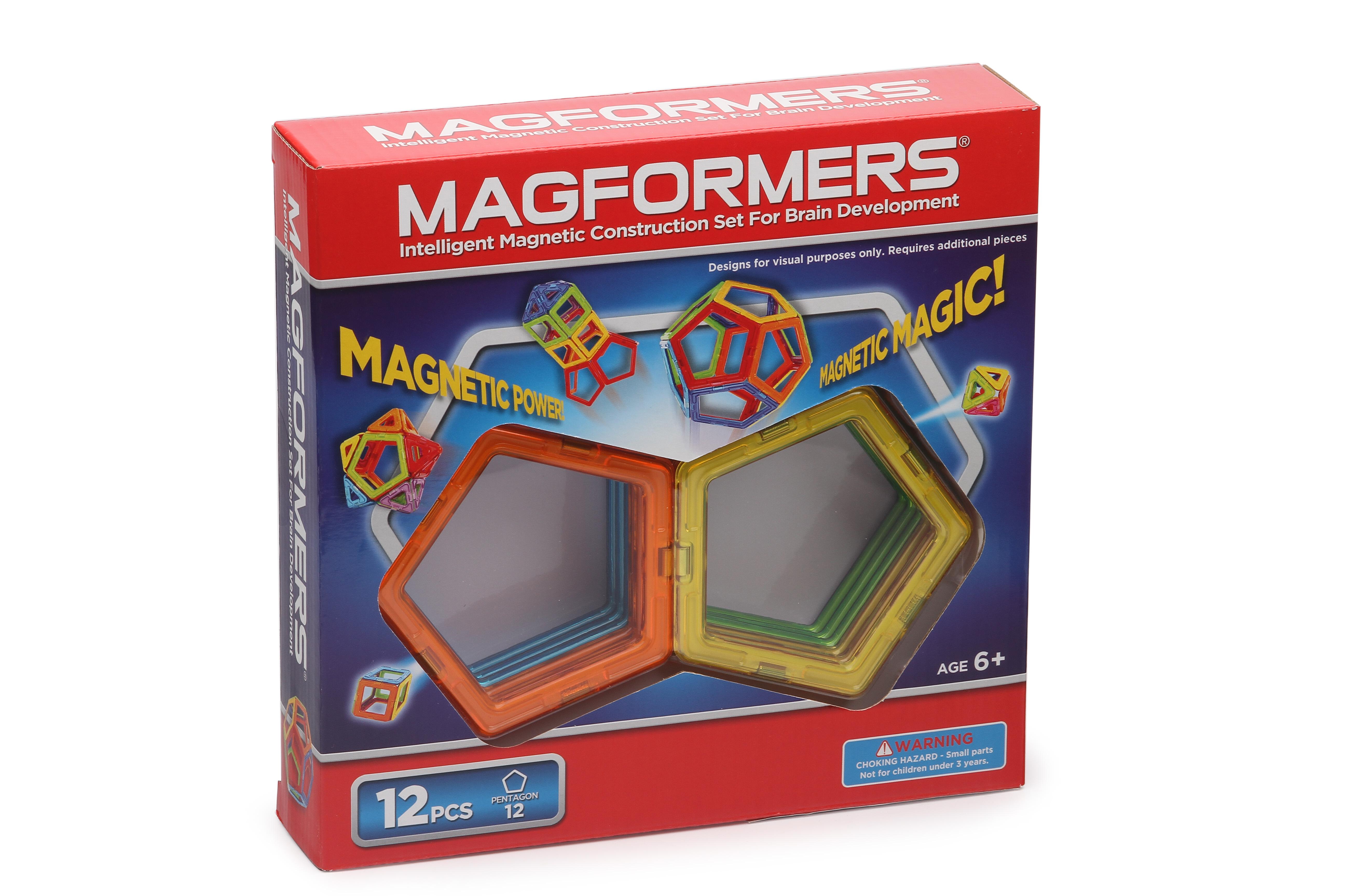 Конструктор Magformers 12 элементов