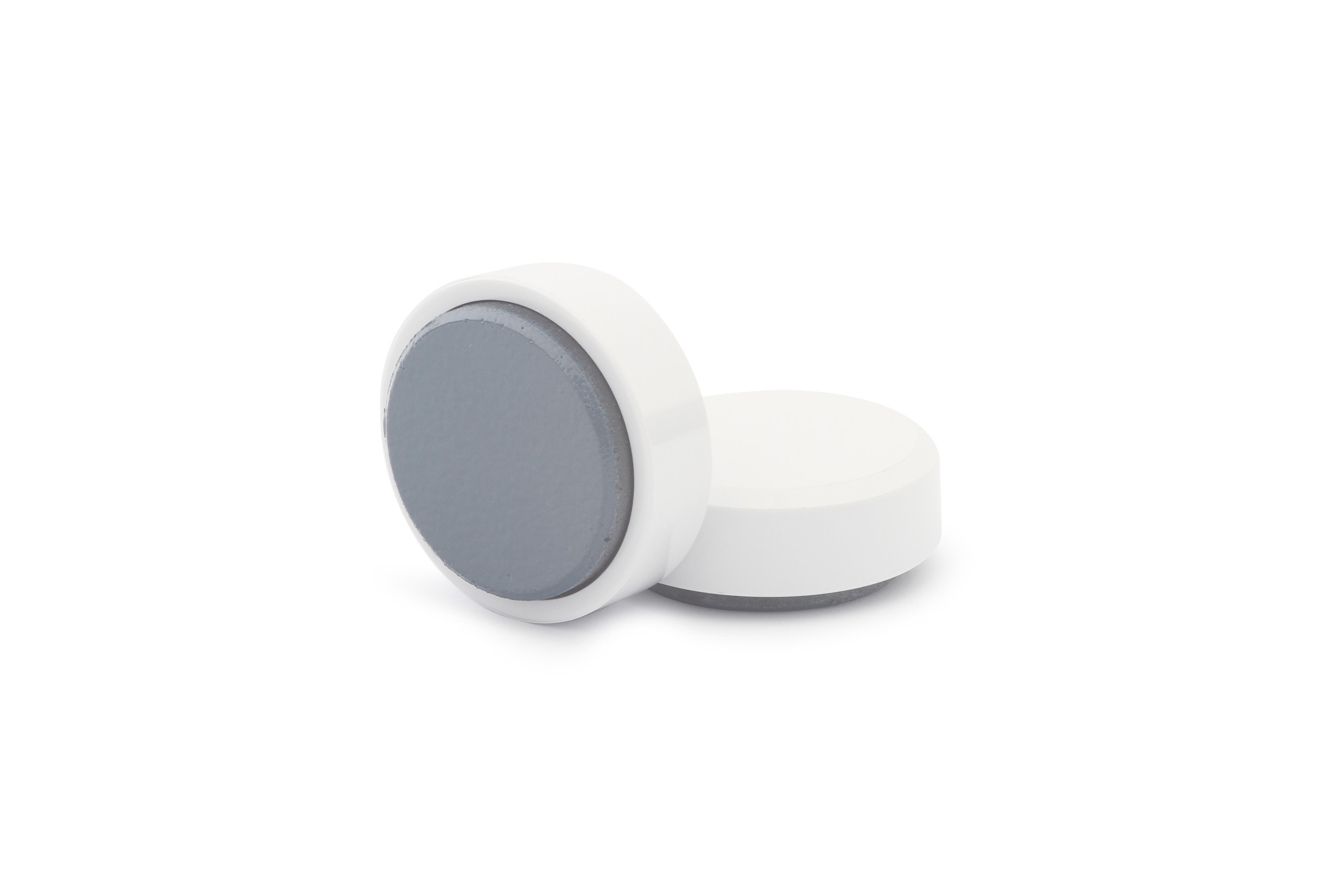 Магнит для досок, D30(белый)