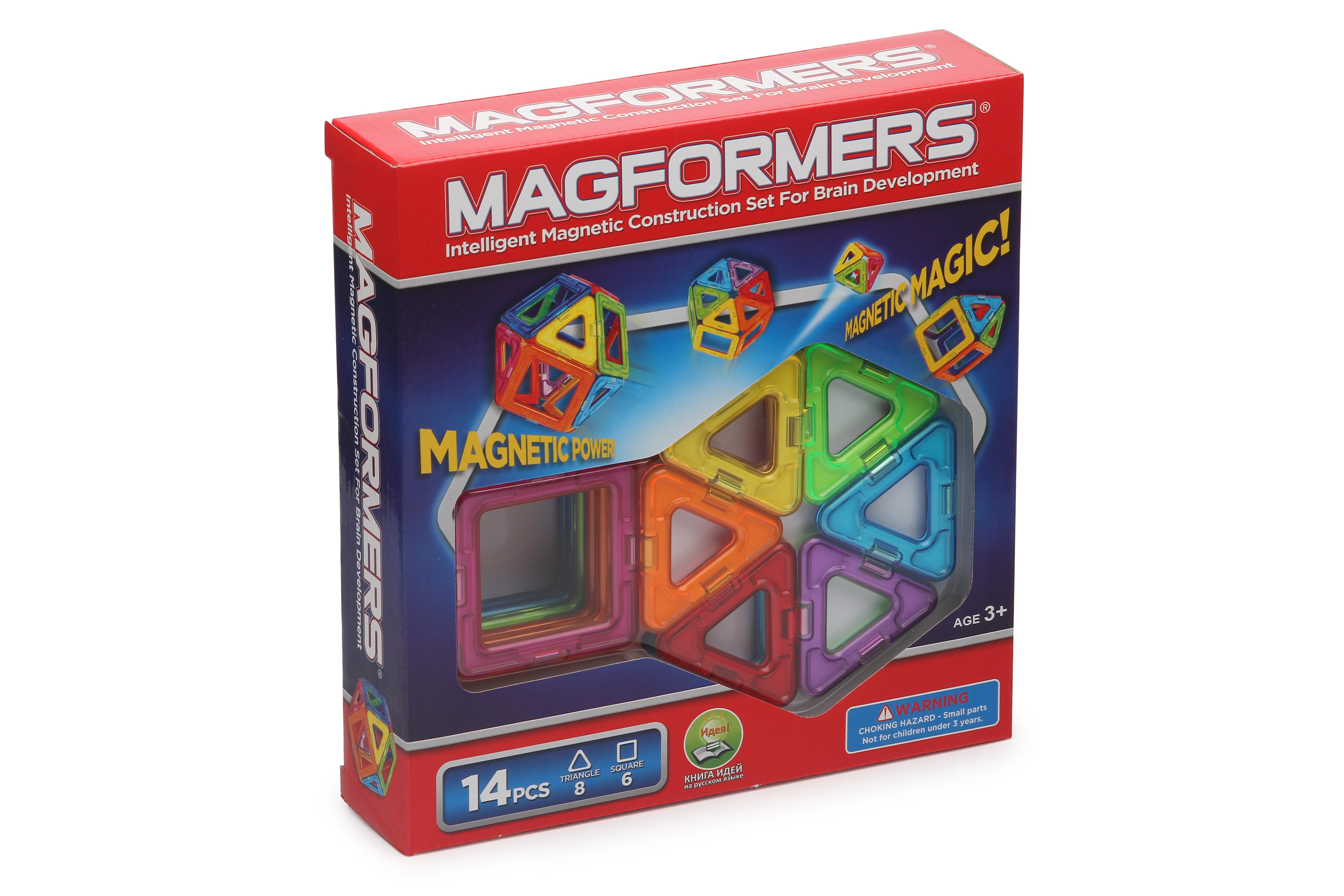 Конструктор Magformers 14 элементов
