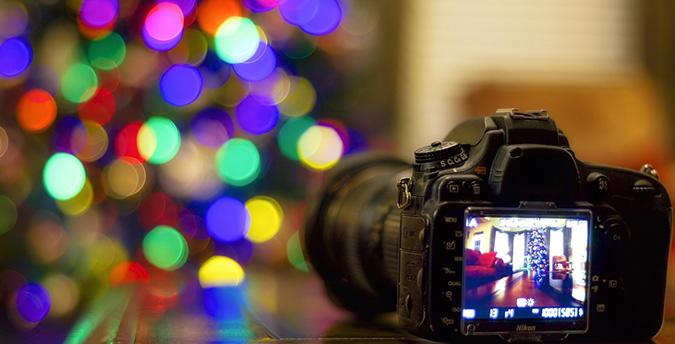 Фотограф, готовься к Новому году!