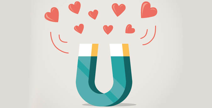 Примагничиваем любовь: Магнитные подарки для любимых