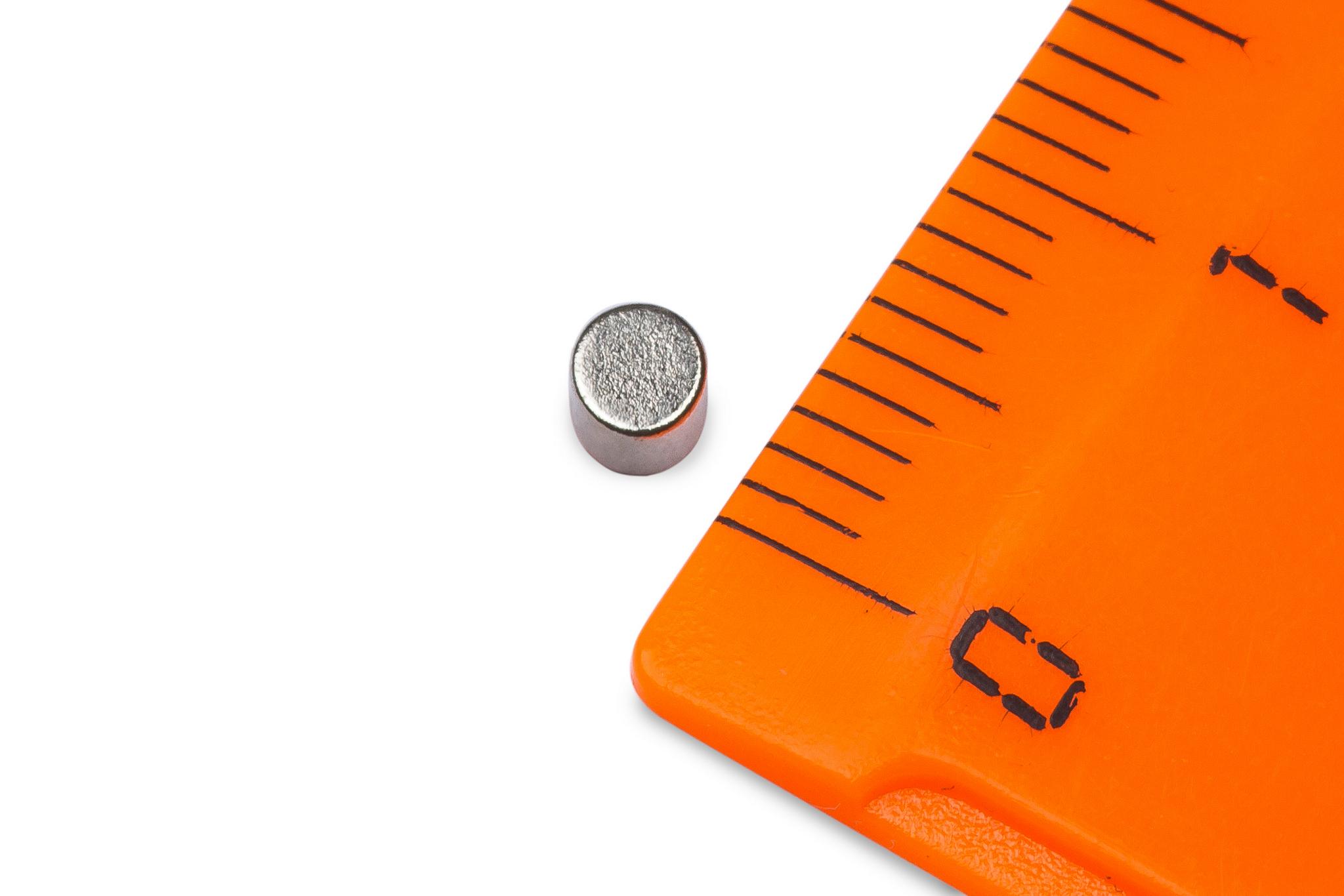 Мир Магнитов Неодимовый магнит диск 3х2 мм