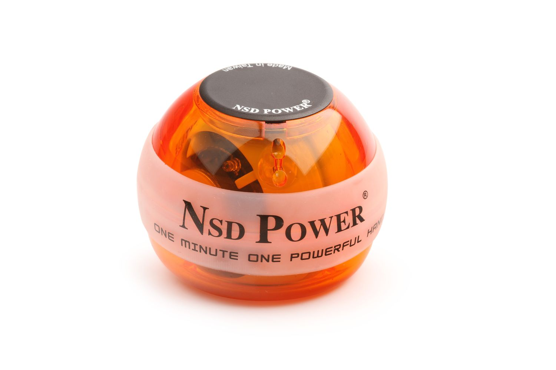 Powerball Neon Amber (с подсветкой)