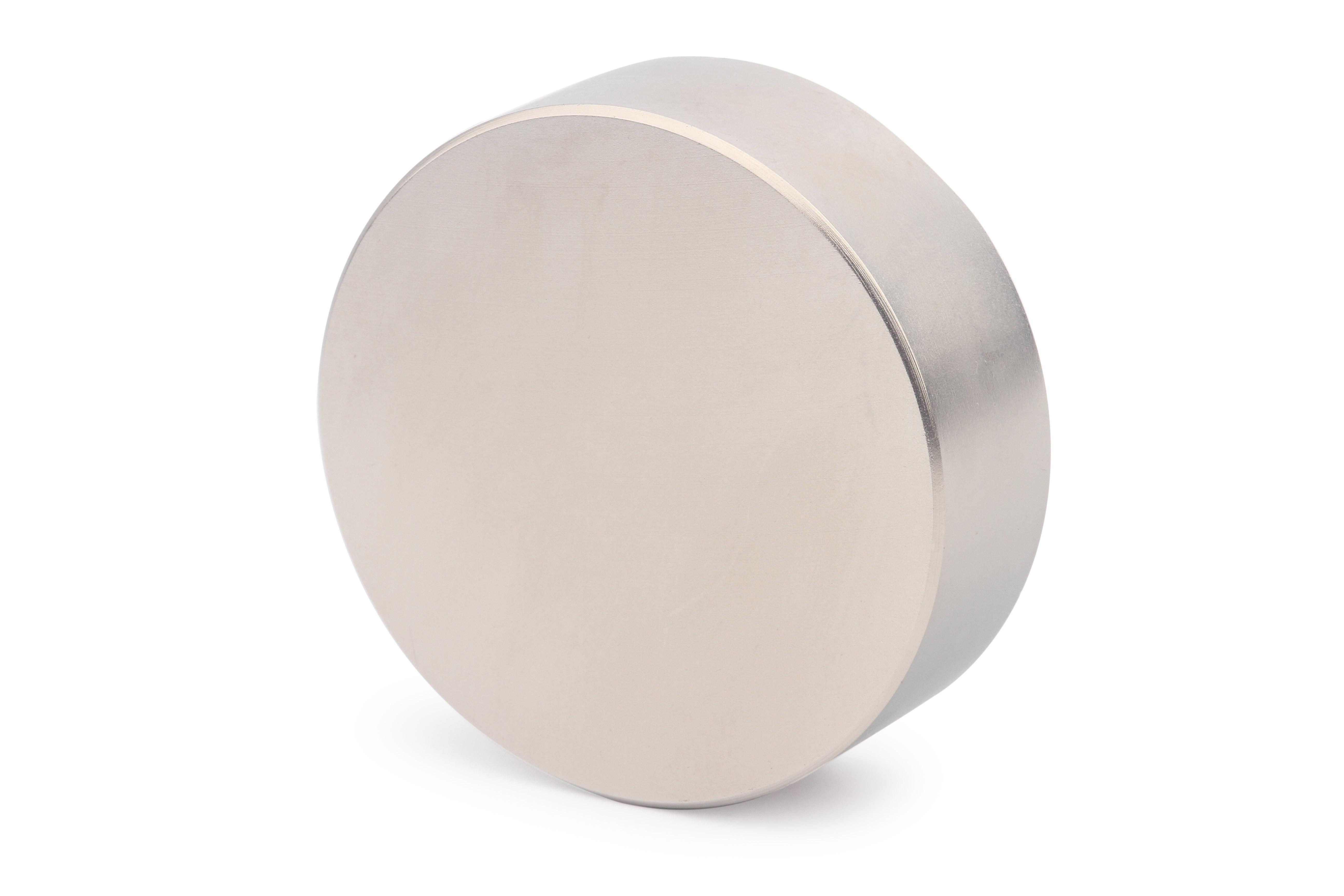 Неодимовый магнит диск 60х20 мм