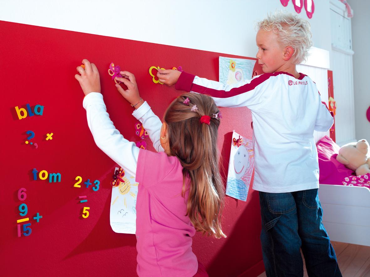 Магнитные краски для магнитных стен: примагничивают удачу, богатство и счастье