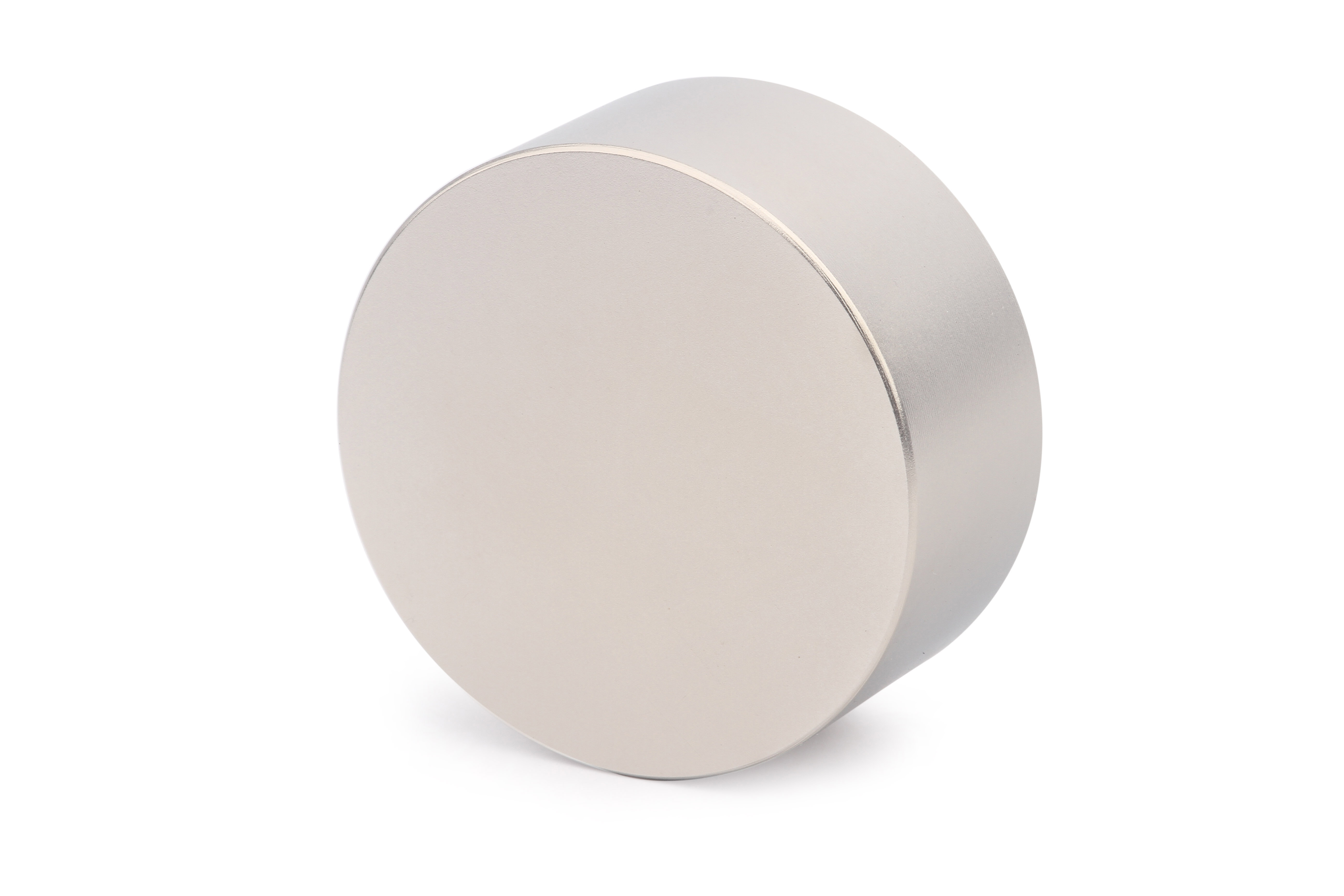 Неодимовый магнит диск 55х25 мм
