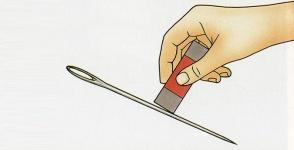 Как использовать магниты для опытов с иголками