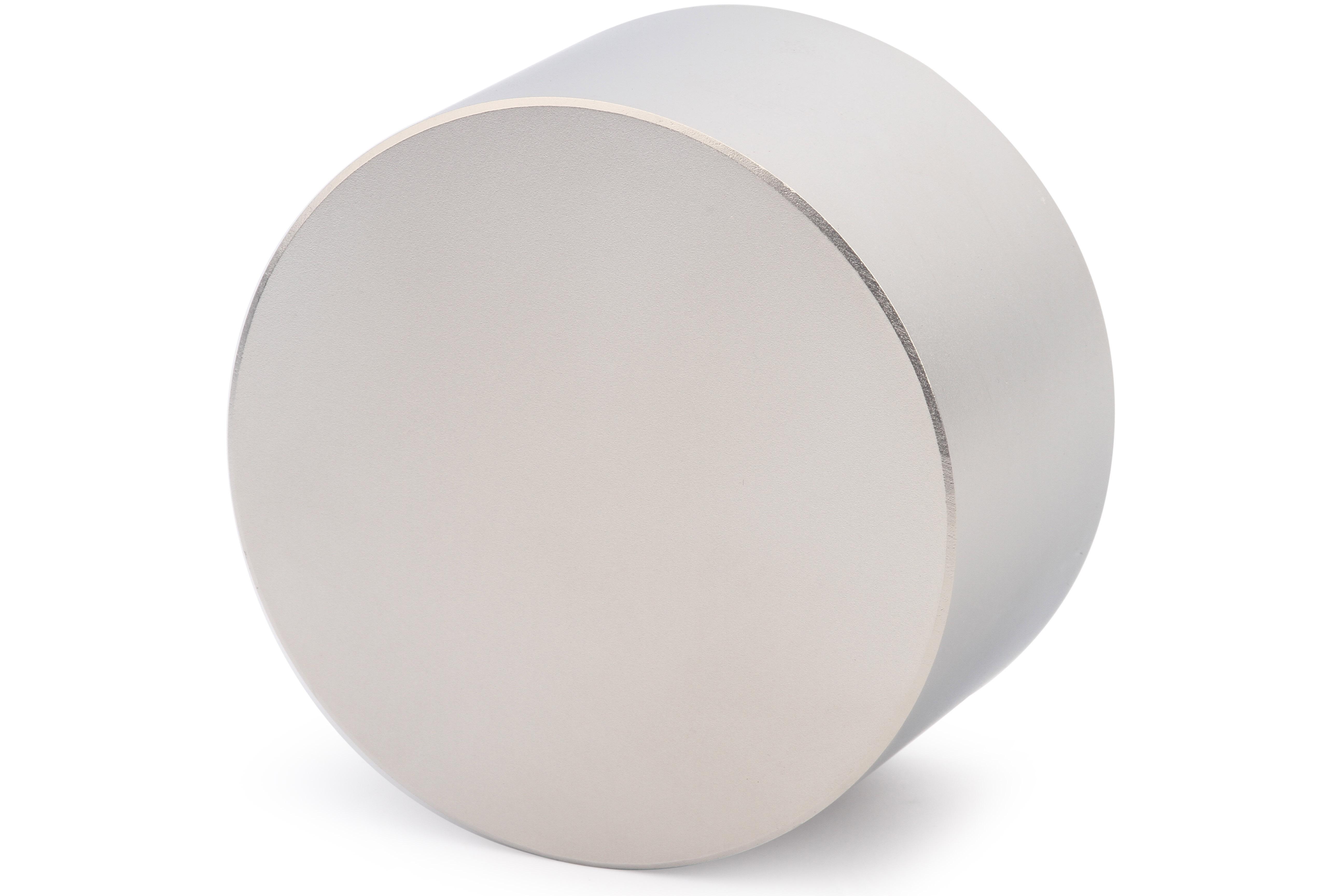 Мир Магнитов Неодимовый магнит диск 70х40 мм