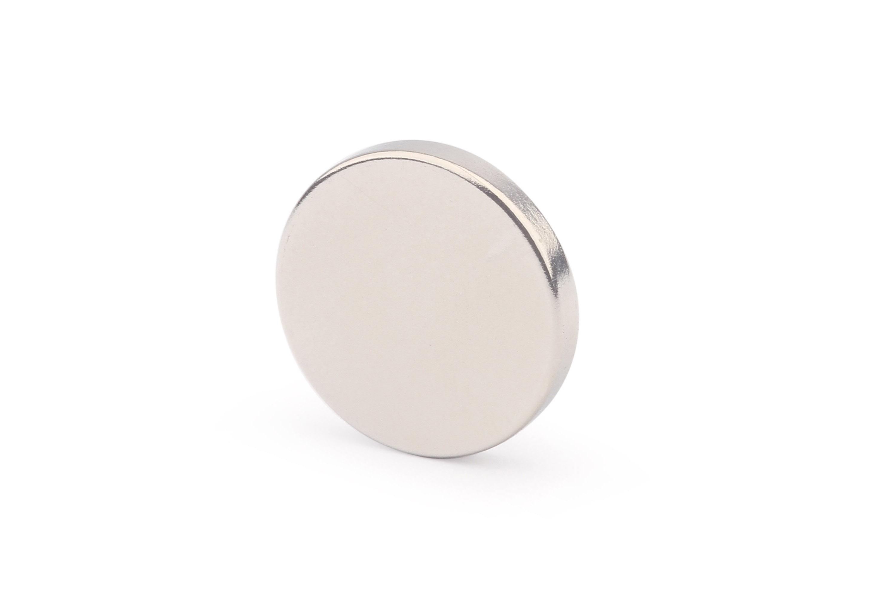 Неодимовый магнит диск 20х3 мм