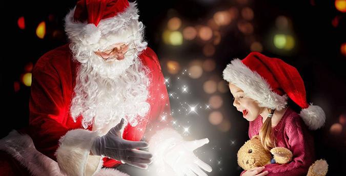 Разыскивается Дед Мороз!