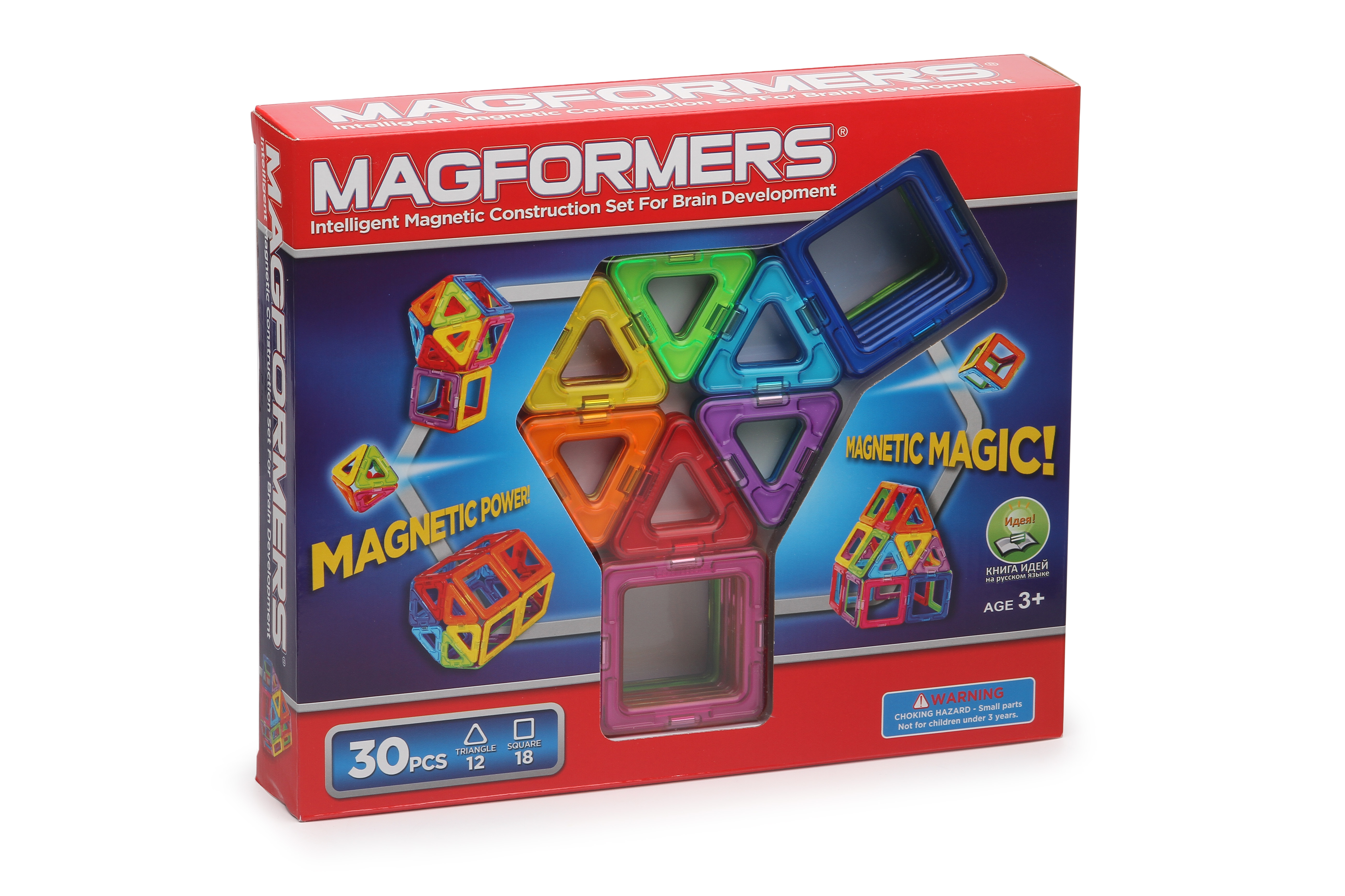 ����������� Magformers ������ 30 ���������