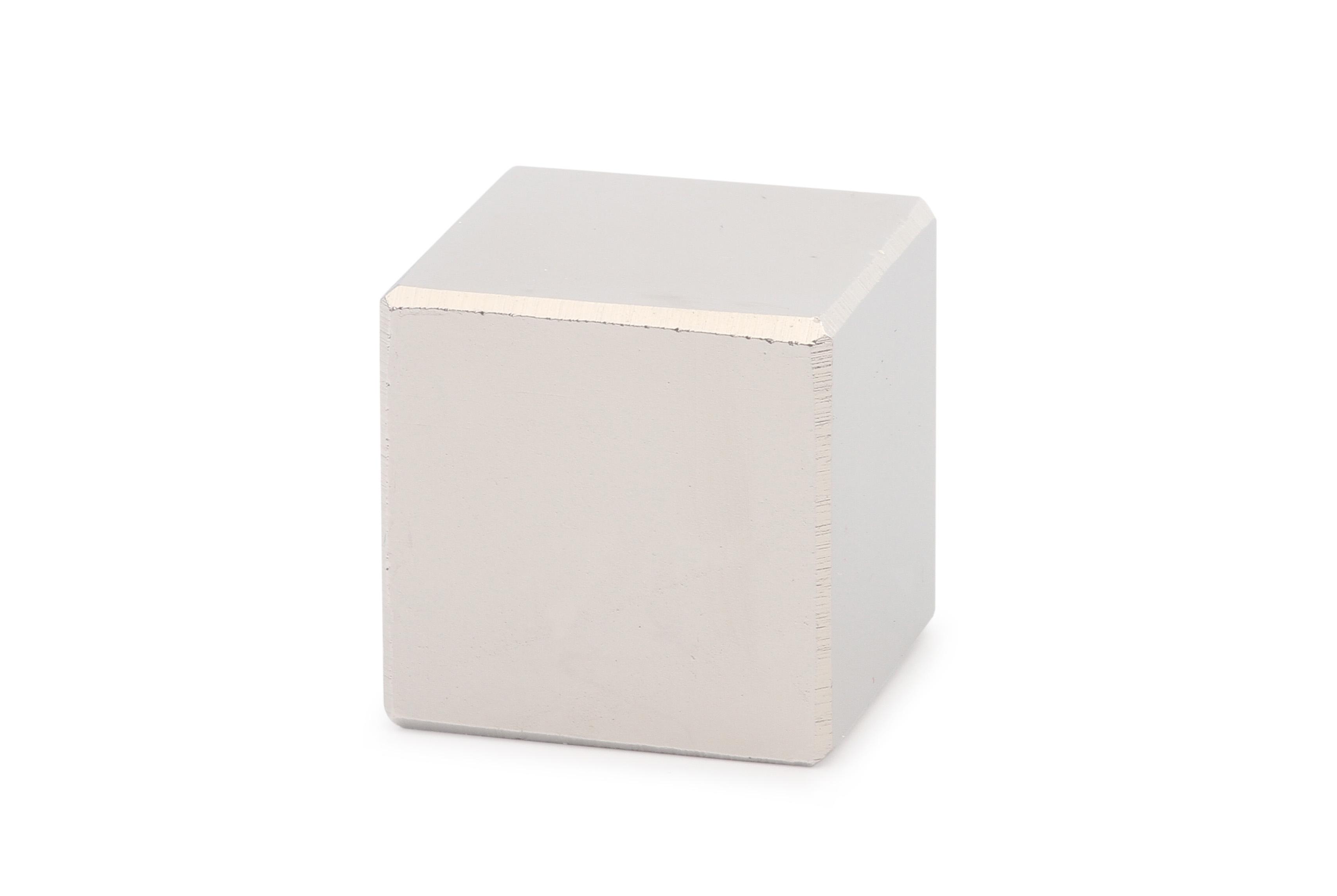 Неодимовый магнит прямоугольник 25х25х25 мм
