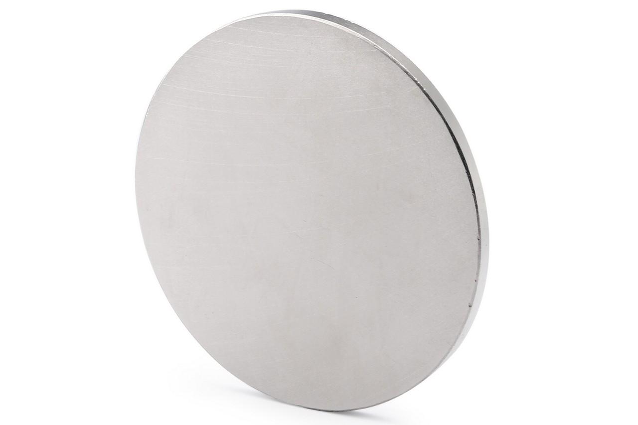 Неодимовый магнит диск 100х5 мм