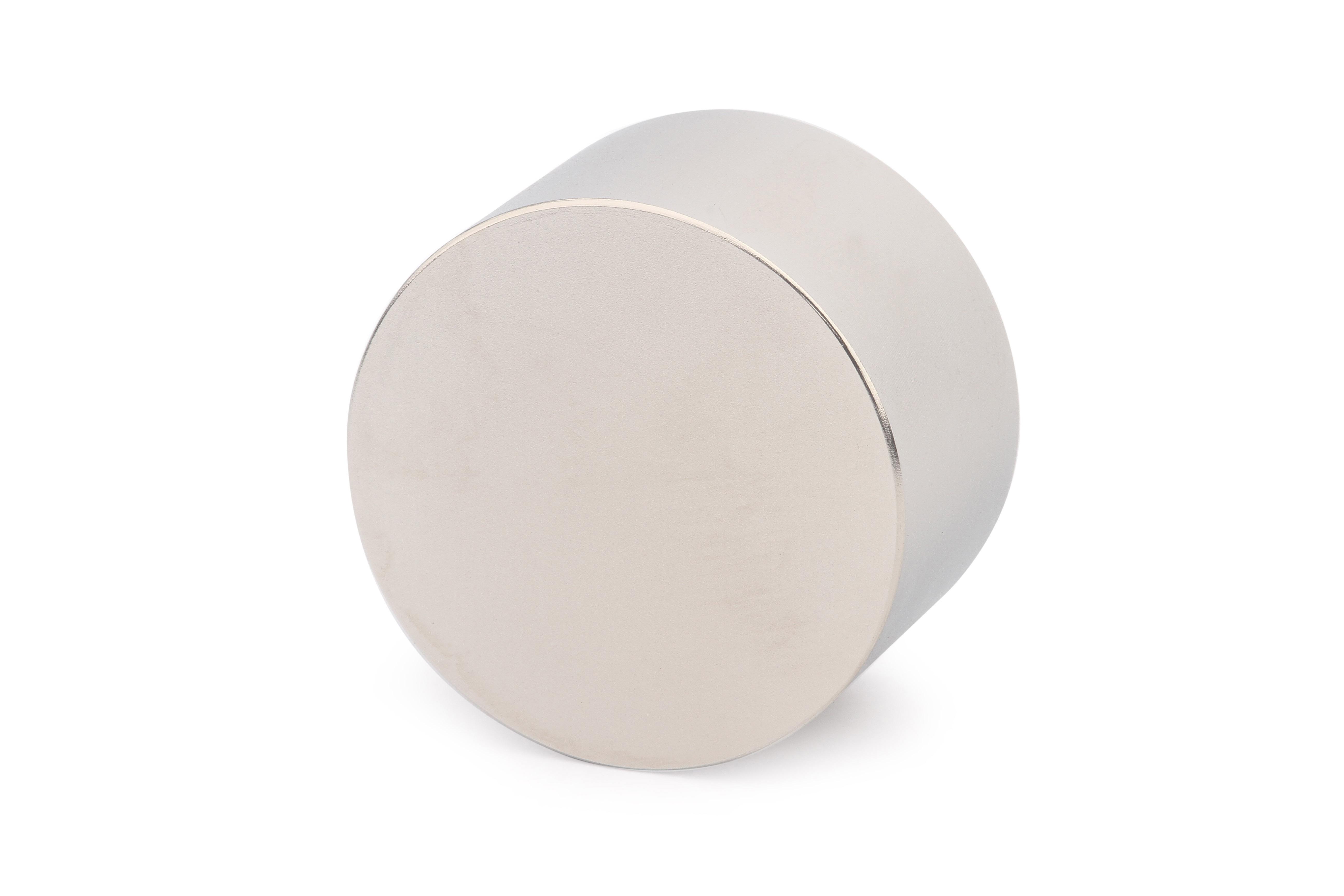 Мир Магнитов Неодимовый магнит диск 50х30 мм