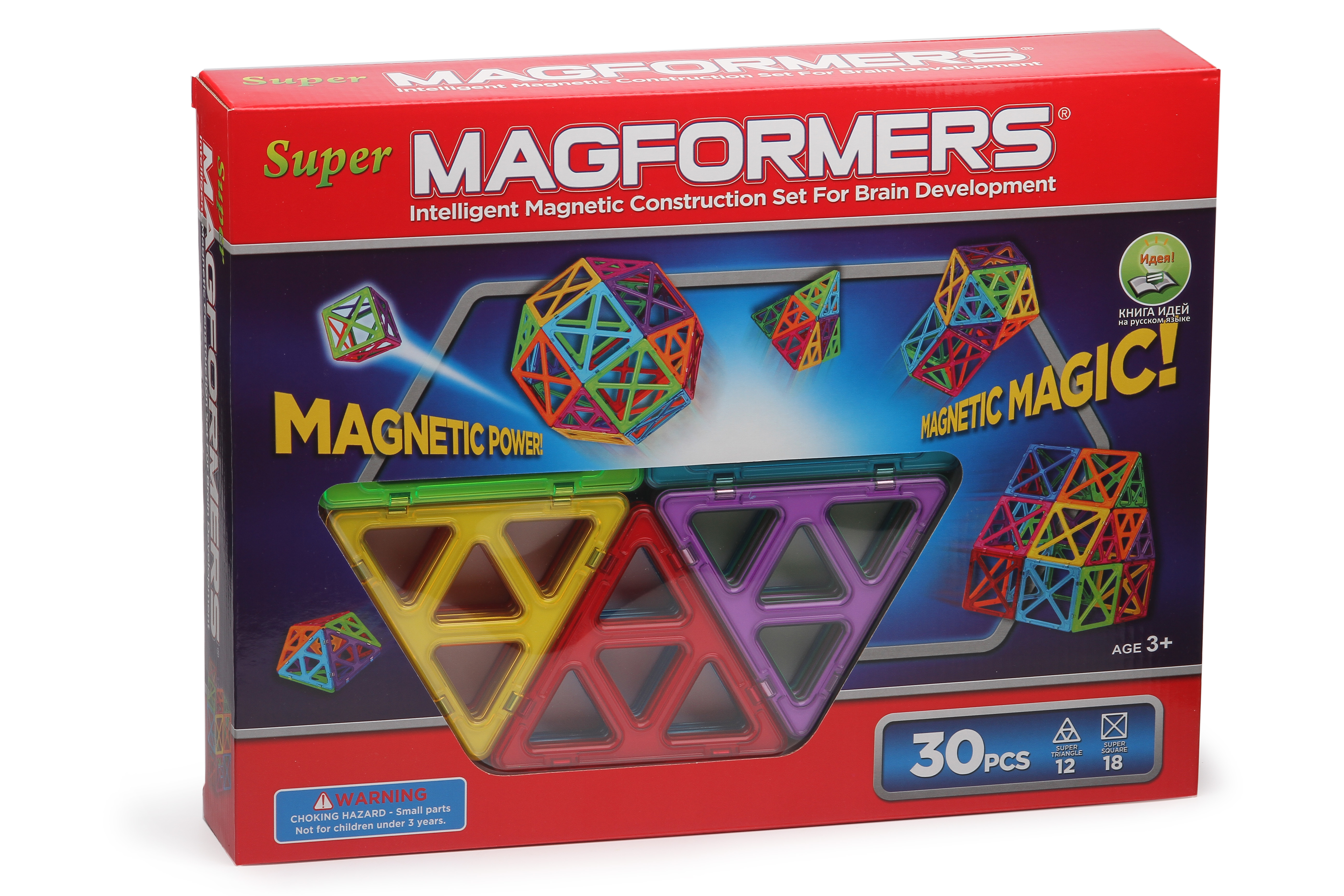 ����������� Magformers Super 30 ���������