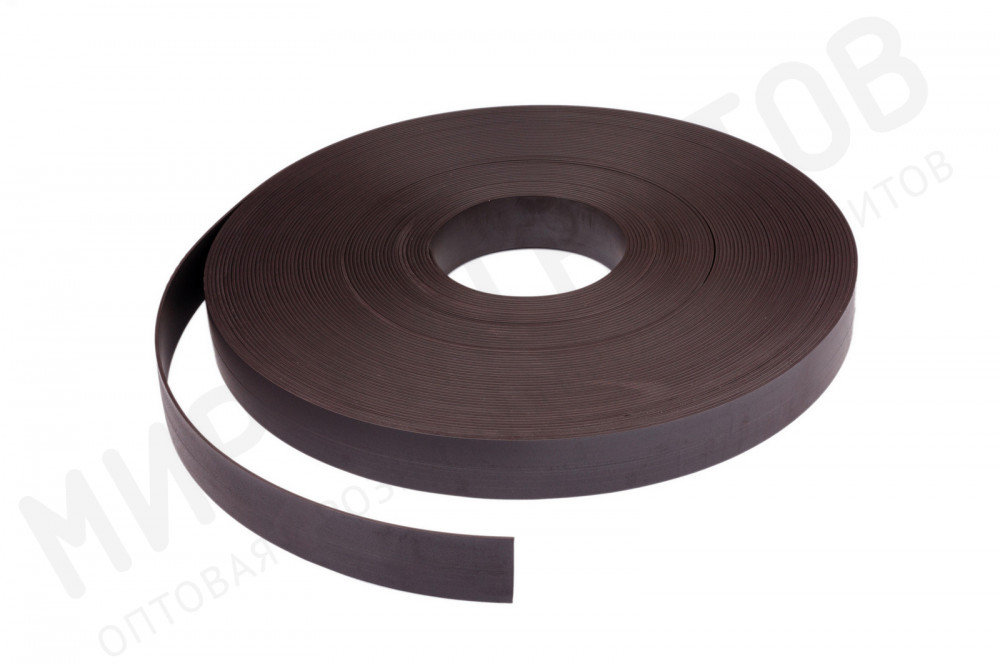 Магнитная лента без клеевого слоя 25,4 мм, рулон 30 м, тип А в Севастополе