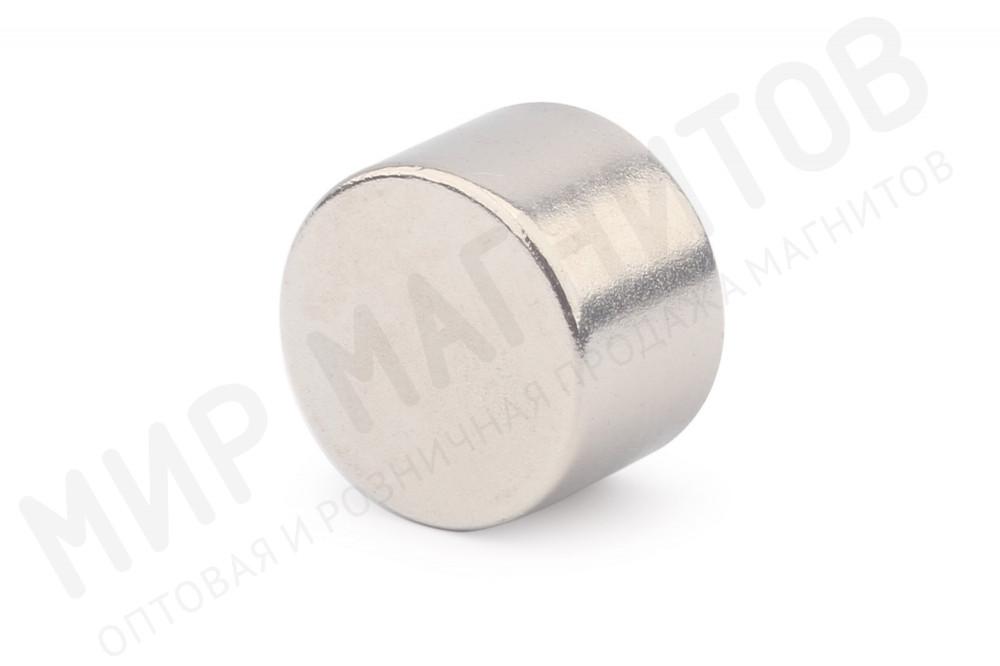 Неодимовый магнит диск 5х3 мм, N52 в Волгограде