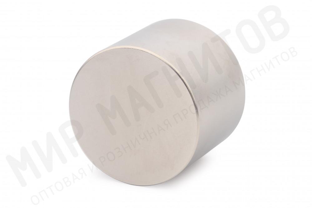 Неодимовый магнит диск 50х40 мм в Красноярске