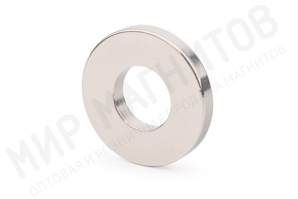 Неодимовый магнит кольцо 35х16х5 мм в Воронеже