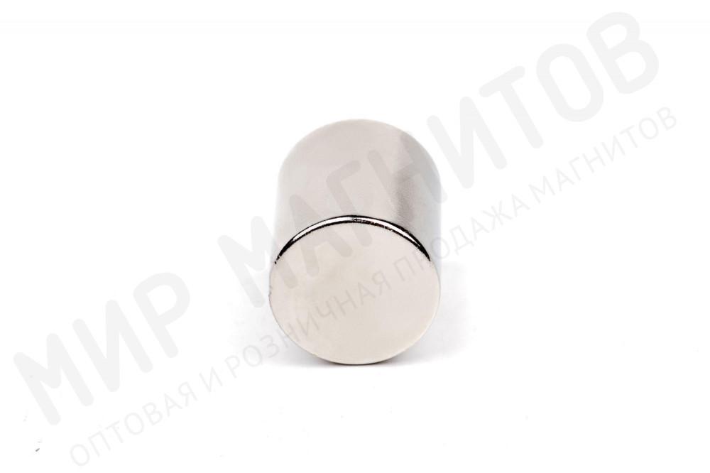 Неодимовый магнит пруток 25х30 мм