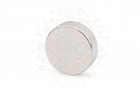 Неодимовый магнит диск 25х8 мм в Самаре