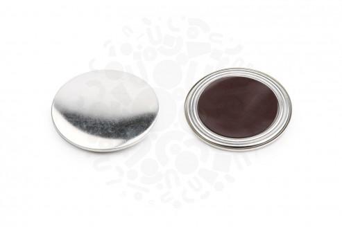 Магнит закатной круглый (винил) D75мм. (Упаковка 100шт) в Уфе