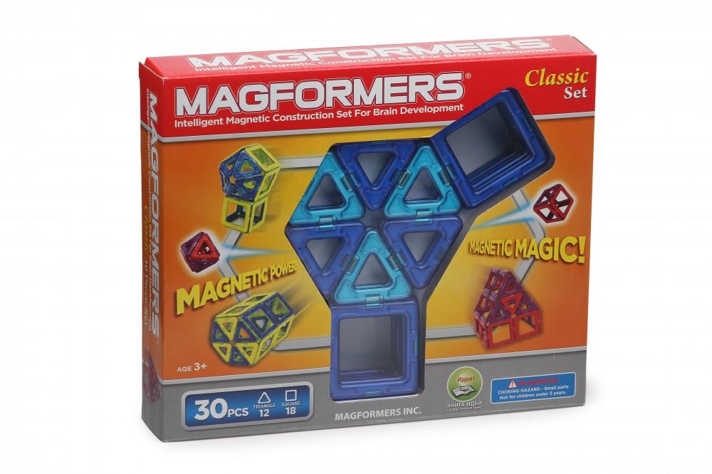Конструктор Magformers Classic set 30 элементов в Саранске