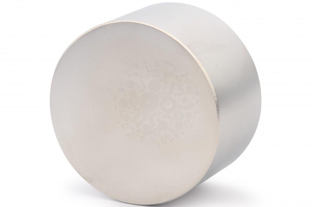 Неодимовый магнит диск 90х50 мм в Курске