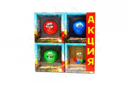 Набор магнитных пазлов Крашики Angry Birds Blue в Самаре