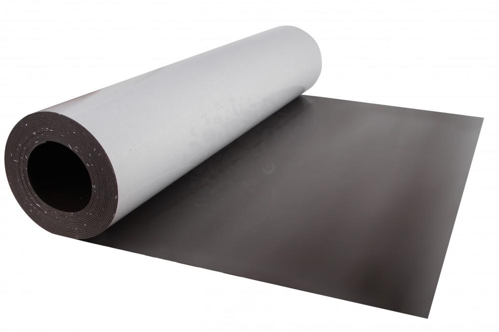 Магнитный винил с клеевым слоем 0.62 x 5 м, толщина 2.0  мм в Самаре