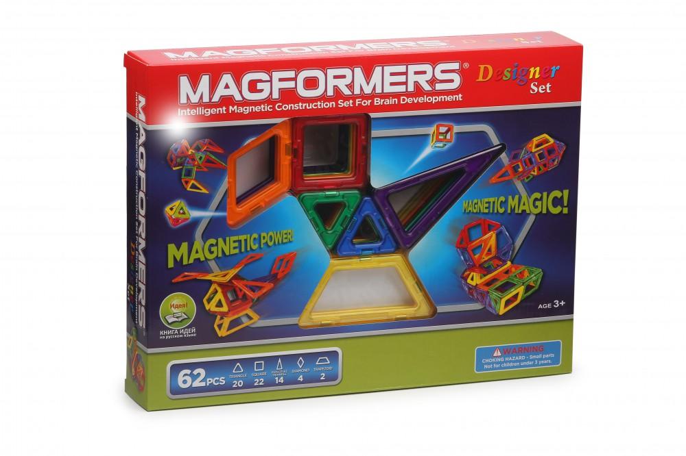 Конструктор Magformers Designer Set в Новосибирске