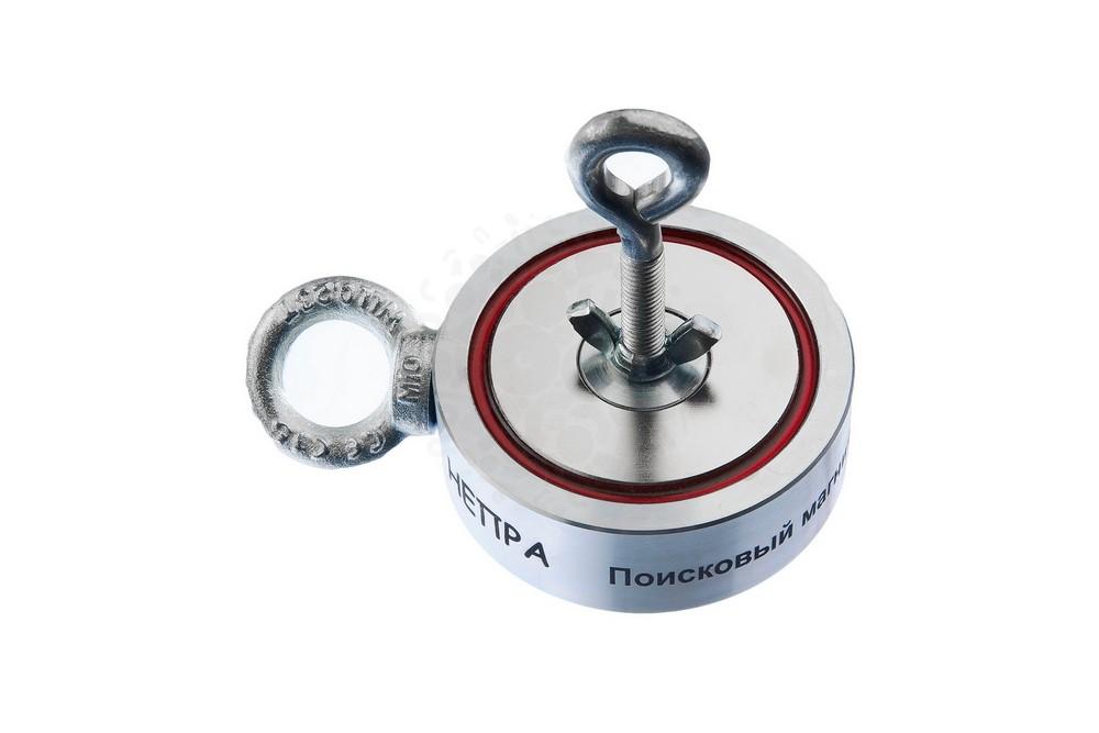 Поисковый магнит двухсторонний Непра F300х2, сила сц. 300 кг в Иваново