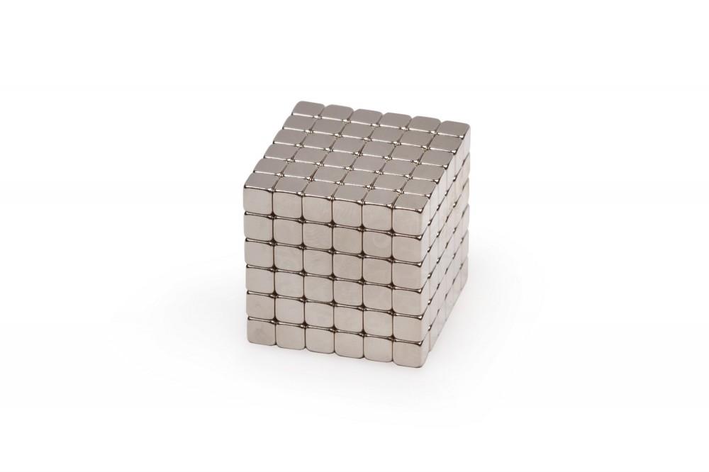 Forceberg TetraCube - куб из магнитных кубиков 4 мм, стальной, 216 элементов в Москве