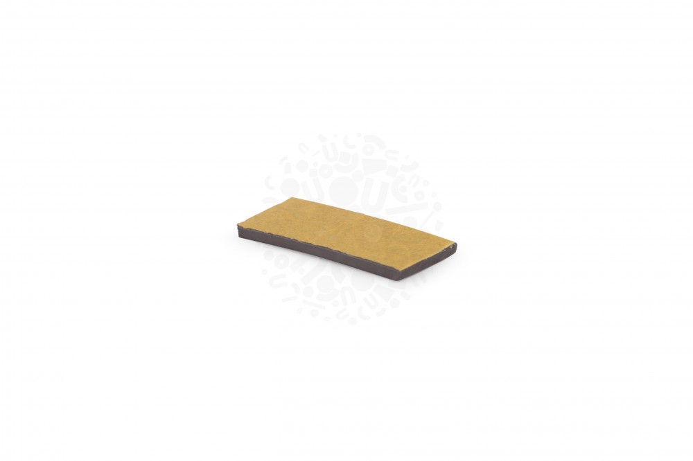 Магнитные наклейки 1.3х2.5 см, 50 шт в Балашихе