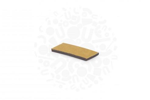 Магнитные наклейки 1.3х2.5 см (50 шт.) в Уфе