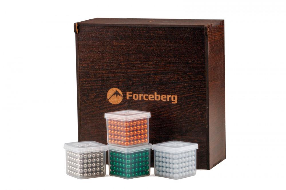 Подарочный набор кубов из магнитных шариков Forceberg Cube, 4 шт в Саратове