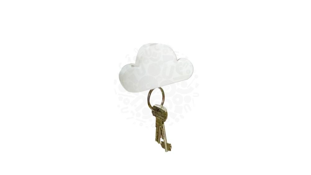 Магнитный держатель для ключей Облако в Санкт-Петербурге