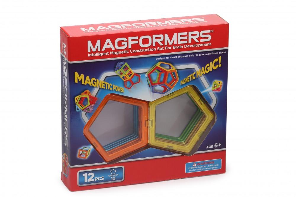 Конструктор Magformers 12 элементов в Новосибирске