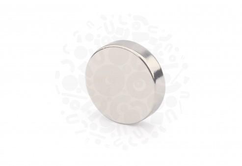 Неодимовый магнит диск 20х5 мм в Ростове-на-Дону