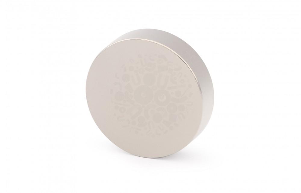 Неодимовый магнит диск 40х10 мм в Краснодаре