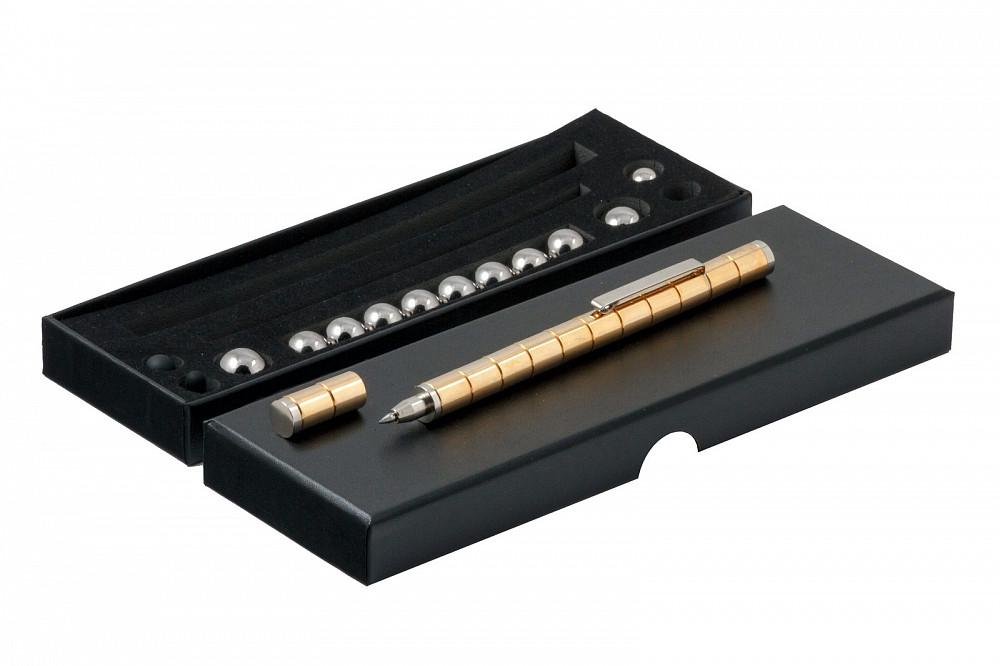Магнитная ручка Forceberg, золотая в Белгороде