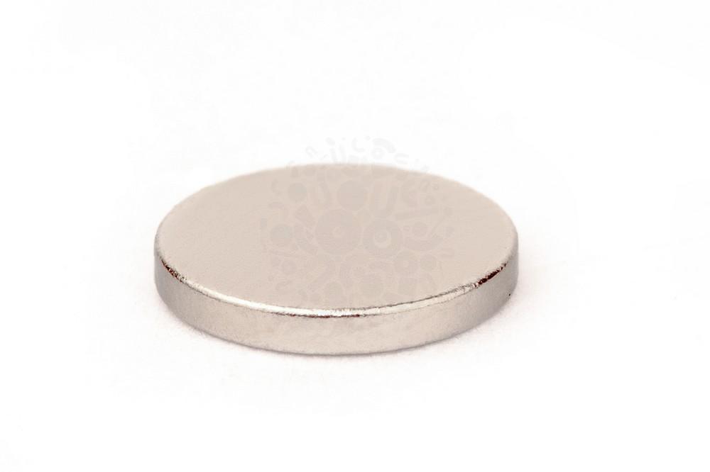 Неодимовый магнит диск 70х8.5 мм, N33 в Уфе
