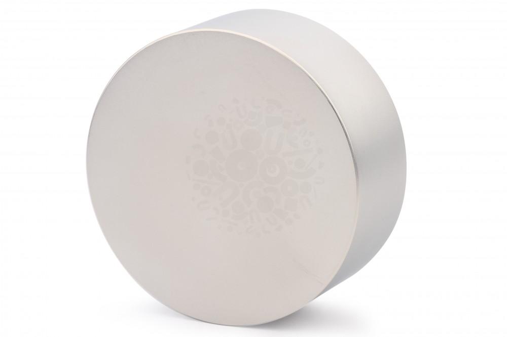 Неодимовый магнит диск 100х40 мм в Курске