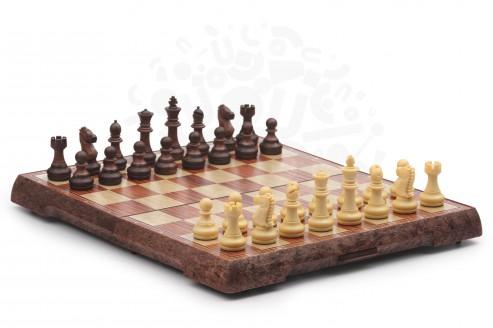 Магнитные шахматы (под дерево) в Самаре