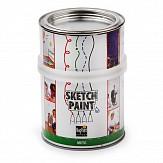 Магнитно-маркерная краска для стен