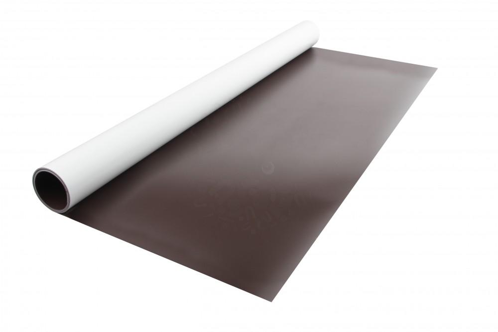 Магнитный винил с ПВХ слоем, лист 0.62х1 м, толщина 0.5 мм в Курске