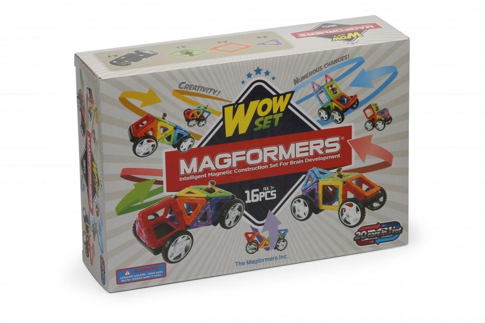 Конструктор Magformers Wow Set в Воронеже