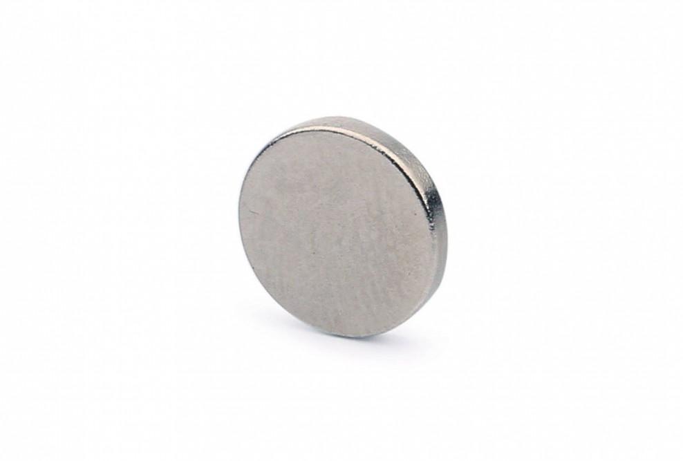 Неодимовый магнит диск 9х1.5 мм в Ставрополе